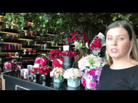 A Visit to Forever Rose CityWalk - Dubai