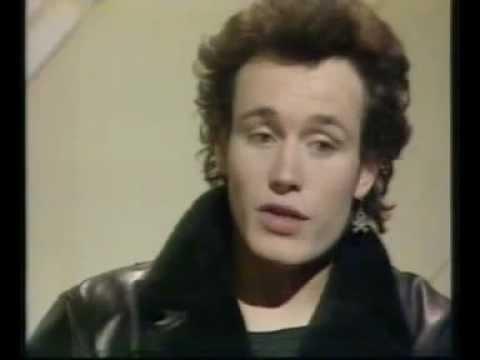Adam Ant - Interview December 1981