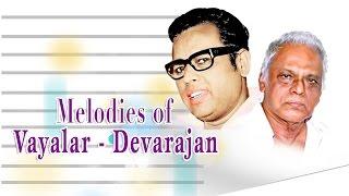 Top 10 Melodies of Vayalar - Devarajan | Malayalam Movie Audio Jukebox