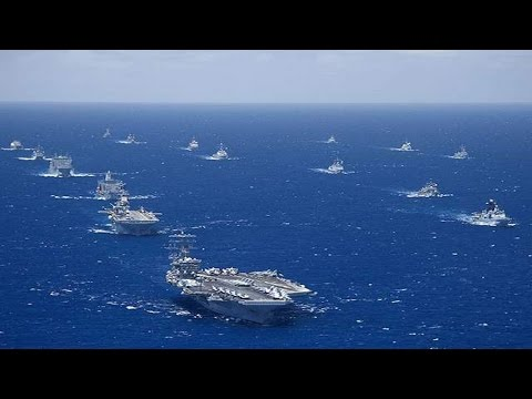 By Rim of the Pacific Exercise RIMPAC US military want to learn more about Chinese PLA