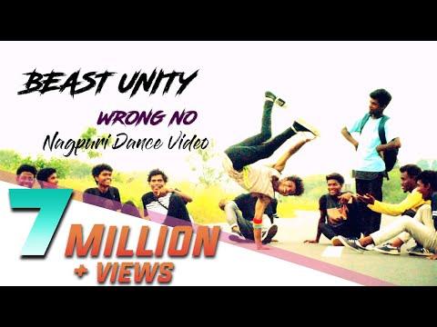 Wrong NO Nagpuri Dance @ BEAST UNITY Dance Cover