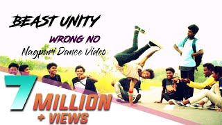 Wrong NO Nagpuri Dance @ BEAST UNITY Dance cover