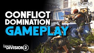 Conflict: Domination Gameplay || Alpha || The Division 2