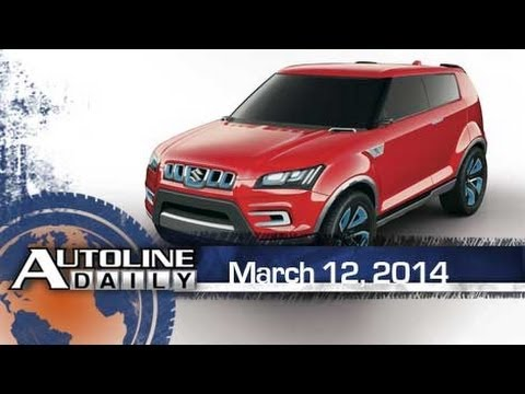Audi Beats GM to Market with 4G LTE - Autoline Daily 1332
