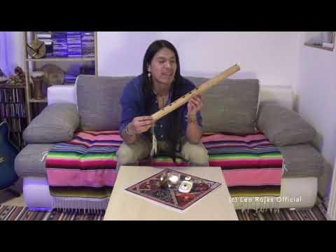 Leo Rojas Flute Friday: Quenacho Traditional Instrument (german Engl. Subtitles)