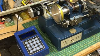 Cowelłs Lathe Digital Spindle Divider / Indexer - clock wheel cutting (90ME)