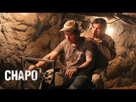 'El Chapo' | Joaquín Guzmán escapó de Almoloya a través de un túnel - Escena del día