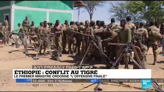 Conflit en Éthiopie : le premier ministre ordonne