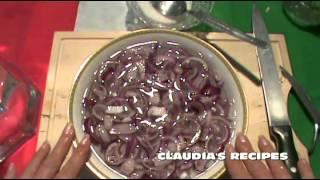 ONION SALAD - CLAUDIA&#39S RECIPES -