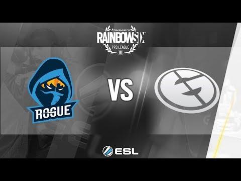 Rainbow Six Pro League - Season 7 - NA - Rogue vs. Evil Geniuses - Week 7