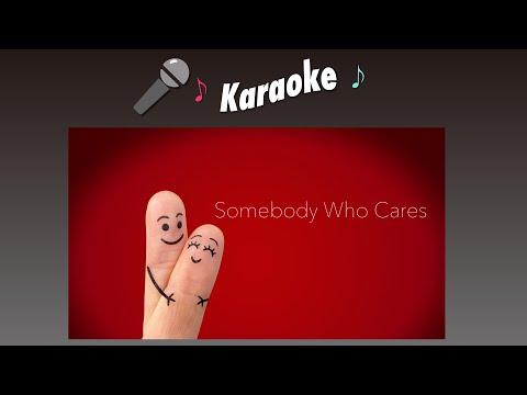 Somebody Who Cares - Paul McCartney karaoke cover