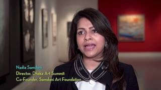 Produced by the Samdani Art Foundation, the fourth edition of the D...