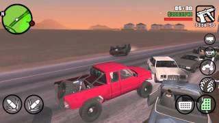 Моды для GTA San Andreas на андроид.#4. Dodge Prerunner