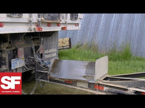 Farmer Turns Straight Truck Into Seed Tender | All Around The Farm | Successful Farming
