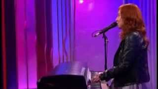 Tori Amos playing 'Girl Disappearing' live on TV