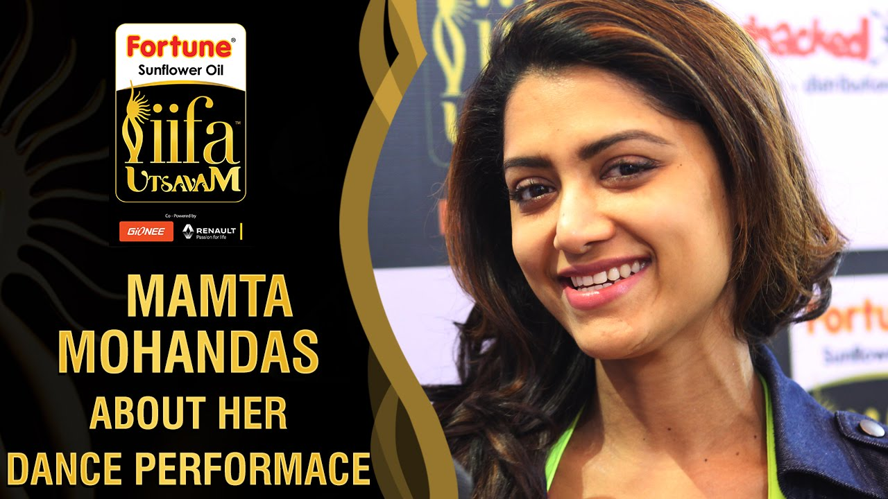 Mamta Mohandas Excited About Her Live Dance Performance