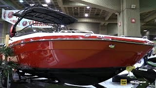 2016 Yamaha 242 Limited S Motor Boat - Walkaround - 2016 Montreal Boat Show