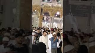 Pak pm in makka..Imran khan makka .....or kabba sharif mein jate huwe masha Allah