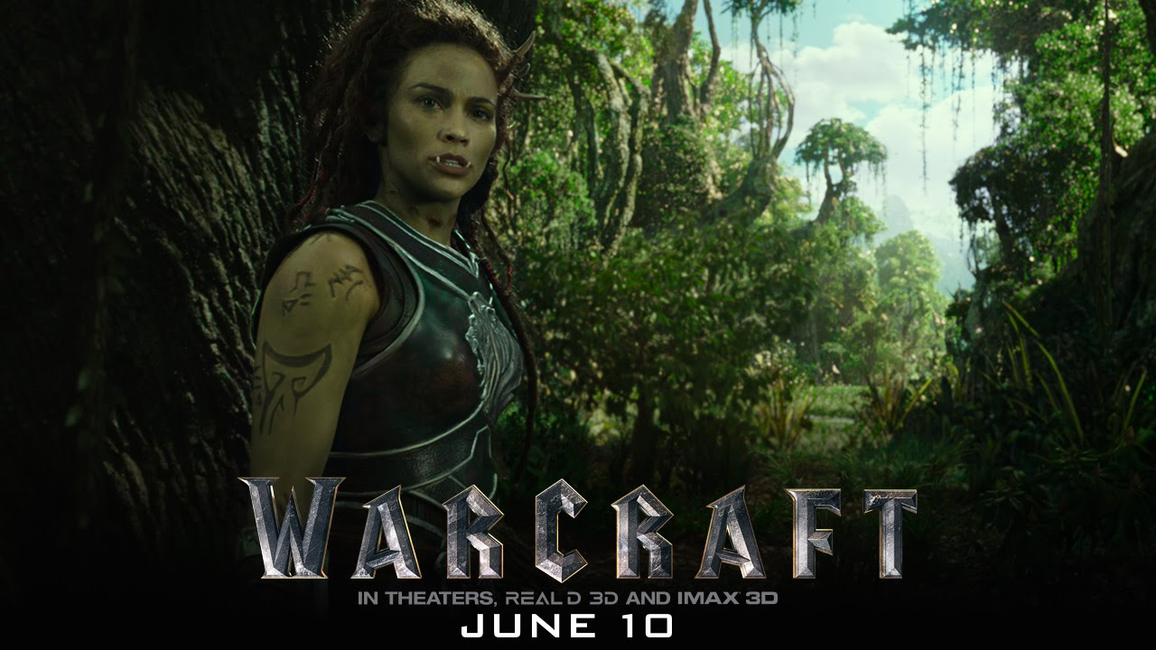 Warcraft Garona Extended Character Video Hd Youtube