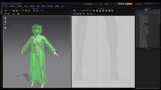 How To Do Bounding Volumes & Arrangement Points in Marvelous Designer