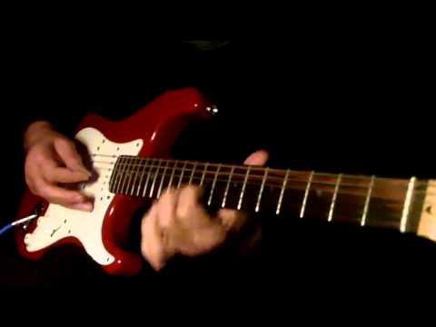 Jadu Hai Nasha Ha...Guitar Instrumental..Plesae use headphones for better sound..{:-)