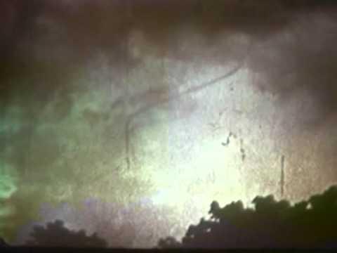 Tornado. Topeka, Kansas