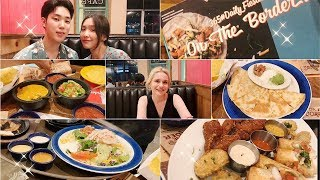 On the Border: Mexican Food in Seoul/Мексиканская Кухня в Сеуле (eng, rus)