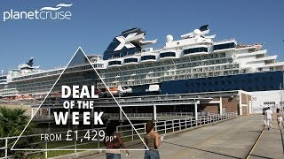 19 Night Abu Dhabi Cruise & Stay with Celebrity Cruises | Planet Cruise Deals of the Week | Planet Cruise