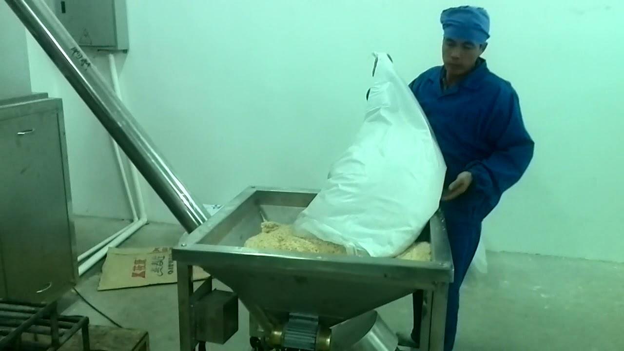 Full automatic oatmeal chocolate making machine line
