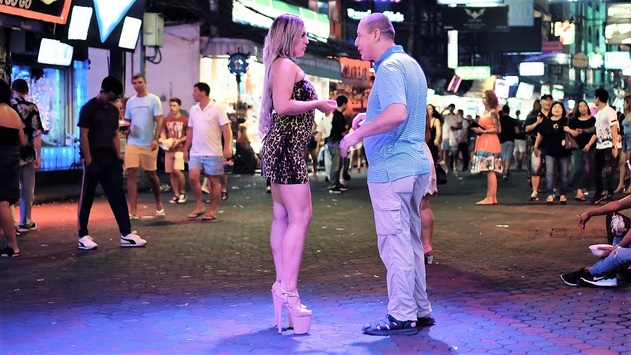 Prostitutes pattaya russian Types of