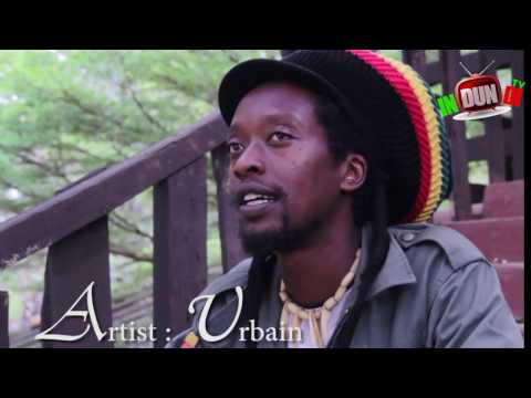 Indundi TV  Interview   Lion Story Band Urban on MIC