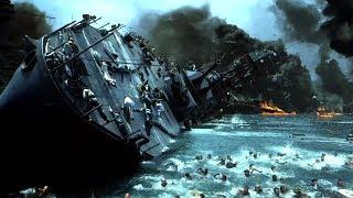 "Перл Харбор атака японцев ч.6 - ""Перл Харбор"" отрывок из фильма"