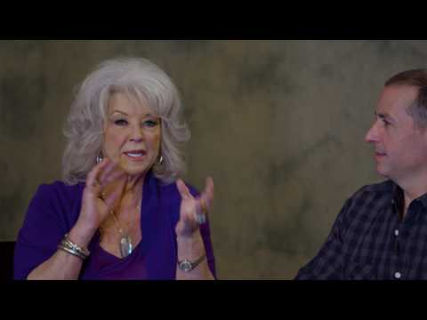 What's cooking with Paula Deen  Paula and Bobby talk about grandkids