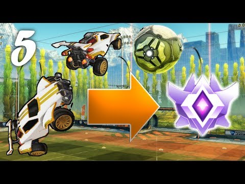 Freestyle to Grand Champion EP5 (Rocket League) | JHZER thumbnail