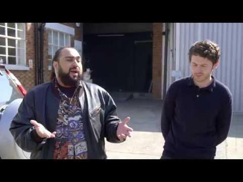 British Airways safety video - behind the scenes