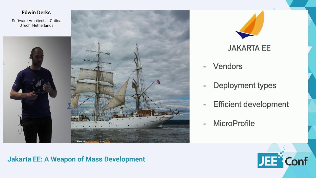 Jakarta EE: A Weapon of Mass Development