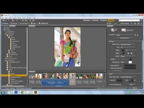 Photoshop Tutorial : Using Camera Raw Plugin in  Photoshop CS6