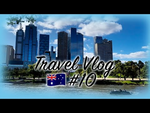 Mit Dem Van Durch Melbourne Australien  - TRAVEL VLOG #10   Lovely LJ ♡