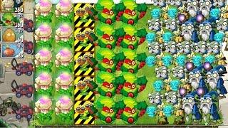 Plants vs. Zombies 2 Great New Caulipower Pinata Wizard Massive Attack