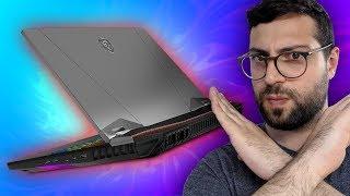¡Este NO es un portátil! Aunque lo parezca... 🙈 Computex 2019 MSI