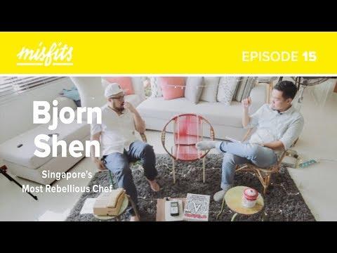 Bjorn Shen (Full) | Singapore's Most Rebellious Chef