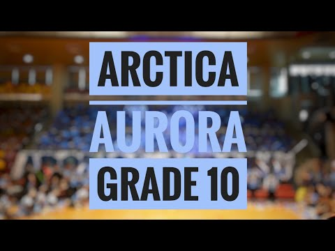 [Cheering Competition] Grade 10 - Arctica Aurora