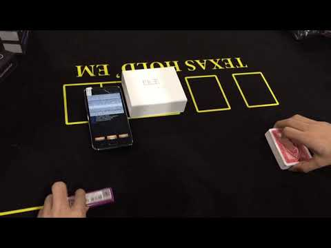 Lighter infrared camera poker scanner for s708 poker analyzer