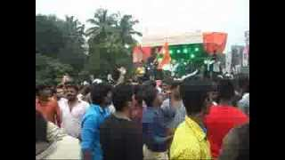 Road Show of DJVIKRAM @ganpati miravnuk 19sep 2013 PART-1 HD