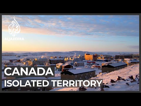 Northern Canadian Arctic territory isolated from COVID-19