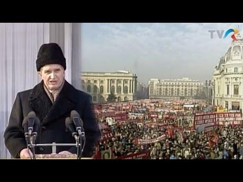Discursul lui Ceauşescu din 21 decembrie 1989