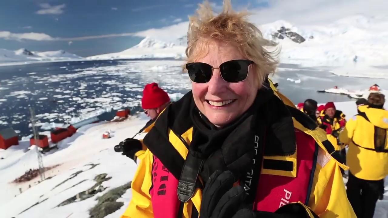【動画】サウスジョージア島 ある日の1日/南極クルーズ
