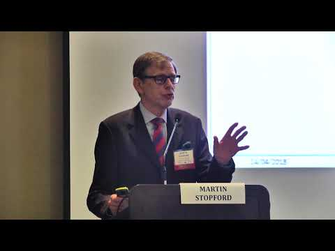 2018 Singapore Maritime Forum - Keynote Address - The Global Shipping Markets