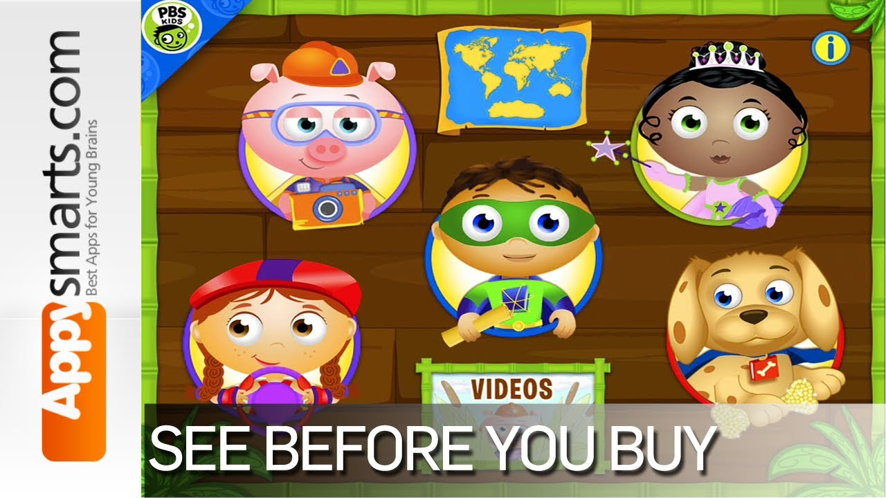 Pbs Kids Characters And Names Pbs Kids Characters An...