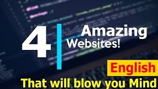 4 Amazing Secret Websites You Didn't Know Existed!